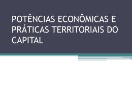 Blocos Econômicosx