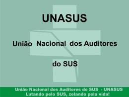 Jovita José Rosa - SNA - Sistema Nacional de Auditoria