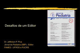 Jornal de Pediatria