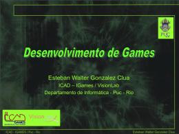 Desenvolvimento de Jogos 3D