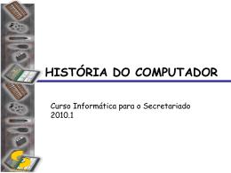 história do pc 1