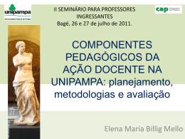 Profª Elena Maria Billig Mello
