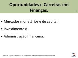 Administração Financeira - Carlos Pinheiro