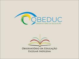Observatório da Educação - CAPES