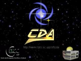 Nossas Estrelas Vizinhas - CDCC