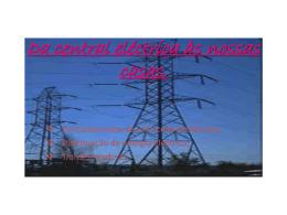 Da central eléctrica às nossas casas.