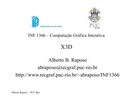 03_X3D_Intro - PUC-Rio