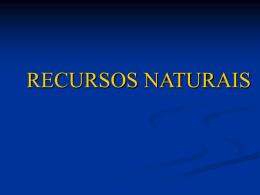 Apresentação - Recursos CMCMC