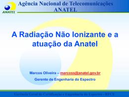 CURSO DE REGULAÇÃO EM TELECOMUNICAÇÕES