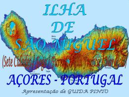 Ilha de S. Miguel II - Sete Cidades/Furnas/Fogo