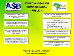 Slide 1 - ASB Advogados