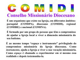 COMIDI - Ivanilda