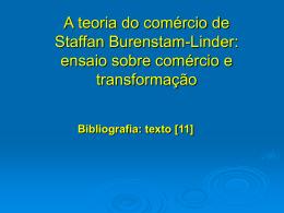 a teoria de Staffan Linder