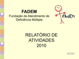 indicadores - Blog da Fadem