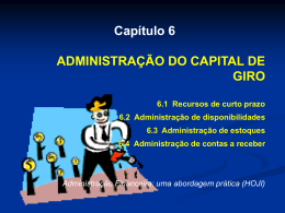 cap6 capital de giro