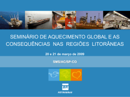 Seminário Aquecimento Global