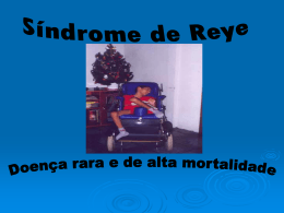 Sindrome de reye