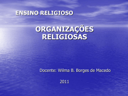 Arquivo 4 - Ensino Religioso