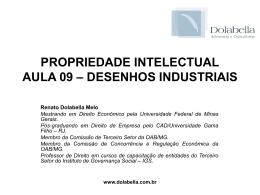 Os requisitos para a concessão do registro de desenho industrial