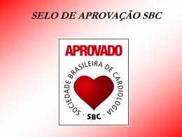 Book Comercial Selo de Aprovação SBC