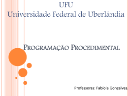 lab04 - Facom - Universidade Federal de Uberlândia