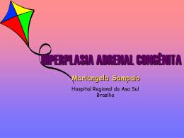 Hiperplasia adrenal congênita