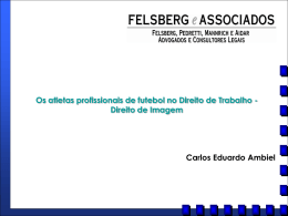 Slide 1 - IBDD - Instituto Brasileiro de Direito Desportivo
