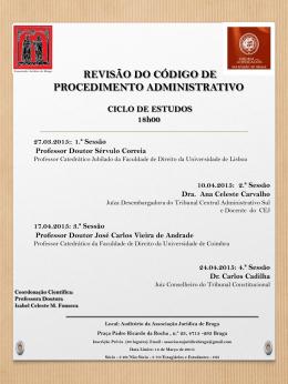 NÚCLEO DE ESTUDOS DE DIREITO SESSÕES DE ESTUDO