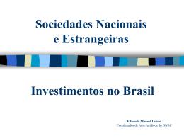 DIREITO E TECNOLOGIA - Ministério do Desenvolvimento, Indústria