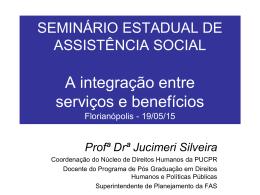 Direito e Legislação Social II