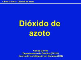Dióxido de azoto