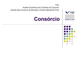 Consórcio - Acadêmico de Direito da FGV
