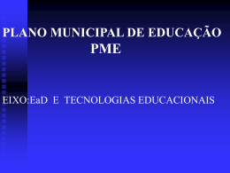 EaD_e_Tecnologias_Educacionais - Wiki do IF-SC
