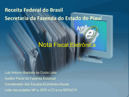 Nota Fiscal Eletrônica no Rio Grande do Sul