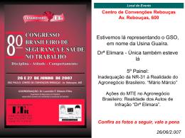 Fotos 8º Congresso Brasileiro_LTR | 2.66 MB