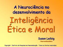 o que é inteligência? - Colégio Passionista São Paulo da Cruz