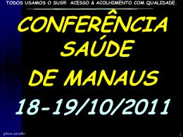 Gilson Carvalho - Secretaria de Estado de Saúde do Amazonas