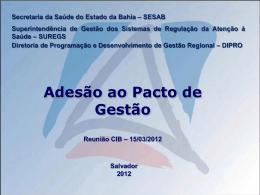 APRESENTAÇÃO TCGM CIB 15-03