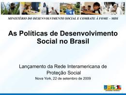 segurança alimentar - Red Interamericana de Protección Social