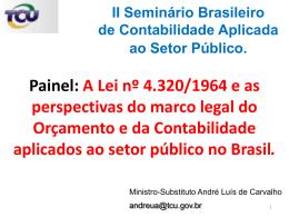 Apresentacao Andre Luis - II SBCASP