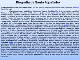 santo agostinho - Luiz Soares Andrade