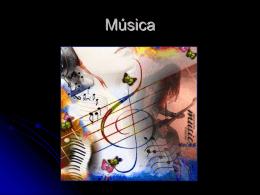 Música - Secretaria Municipal de Educação