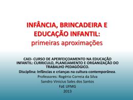 infância, brincadeira e educação infantil (2)