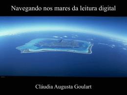 Navegando nos mares da leitura digital