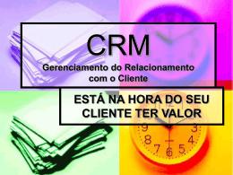 CRM - Mozart Jr.