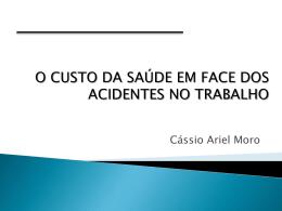 Cássio Ariel Moro