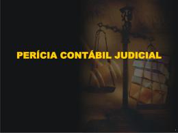 perícia contábil judicial - SINDICONT-Rio