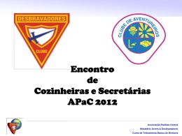 Responsabilidades - Associação Paulista Central