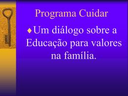 Programa Cuidar