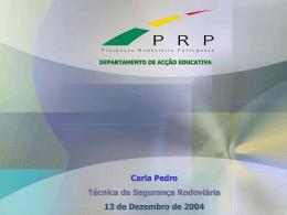 Dr.ª Carla Pedro (2004.12.13)